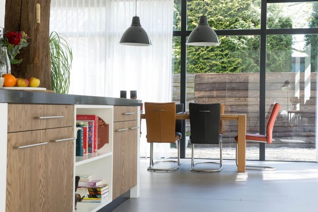 Interieur ontwerp woning Kootwijkerbroek